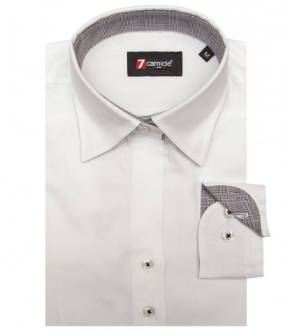 Camisas Linda Oxford Blanco