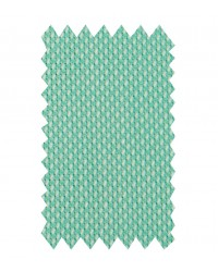 Shirt Firenze Honeycomb fabric Water Green