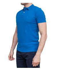 Polo Capri Piquet Ink Blue