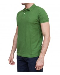 Polo Capri Piquet Green