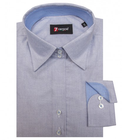Shirt Linda Oxford Ink Blue