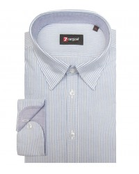 Camisas Leonardo Oxford BlacoAzul