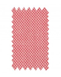 Shirt Roma Honeycomb fabric Light Red