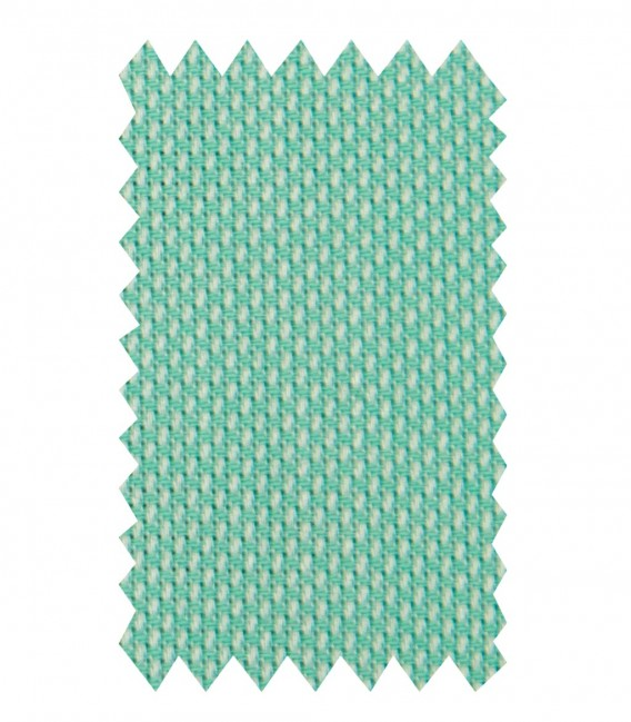 Shirt Roma Honeycomb fabric Water Green