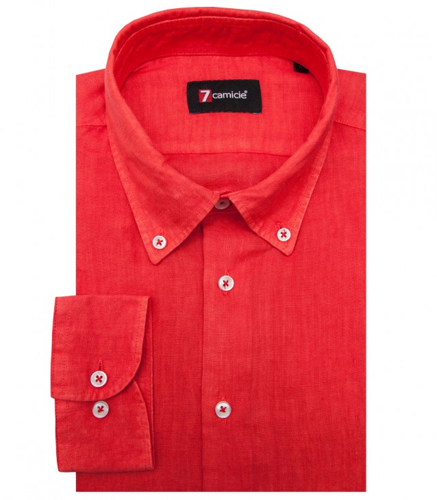 Shirt Leonardo Light Red