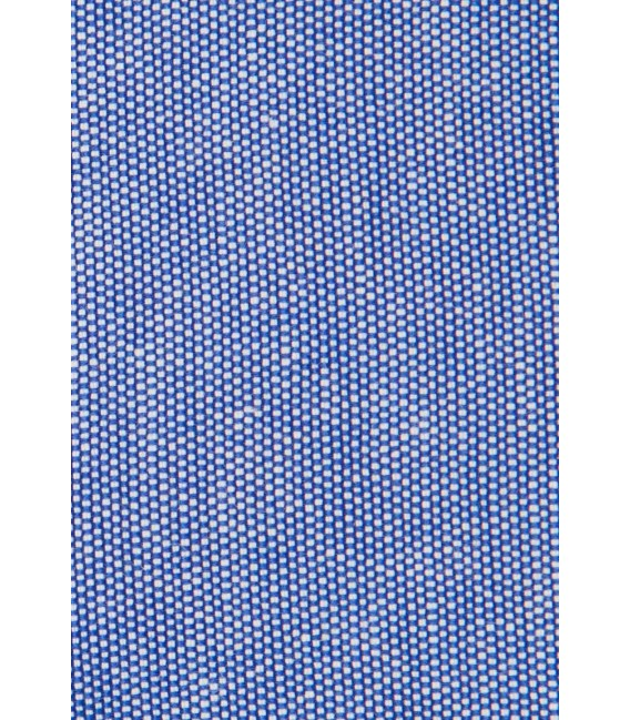 Chemises Roma Coton Polyester encre bleue