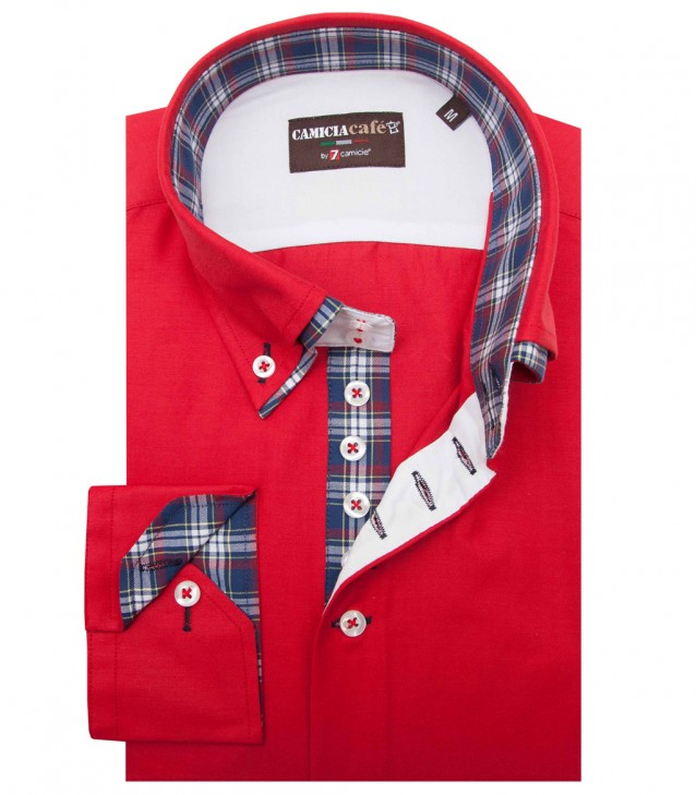 Shirt Marco Polo Red