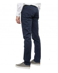trousers Ischia cotton gabardine Light Blue