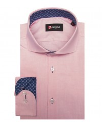 Chemises Firenze Oxford Rouge clair
