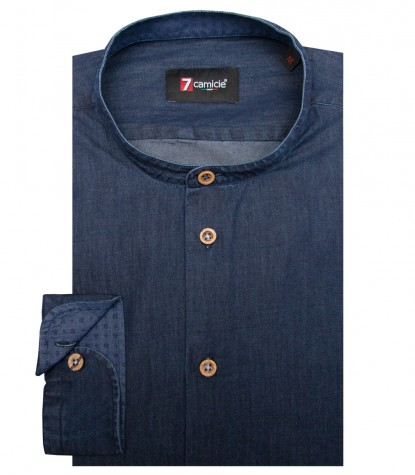 Shirt Caravaggio Jeans Light Blue