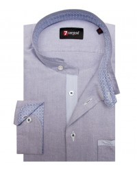 Shirt Caravaggio Oxford Ink Blue