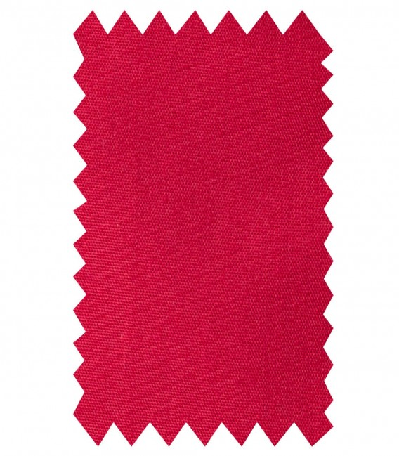 Chemises Firenze popeline extensible rouge