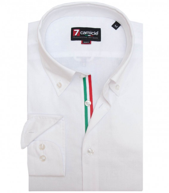 Shirt Leonardo Super oxford White