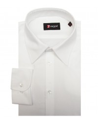 Camisas Romeo Oxford Blanco