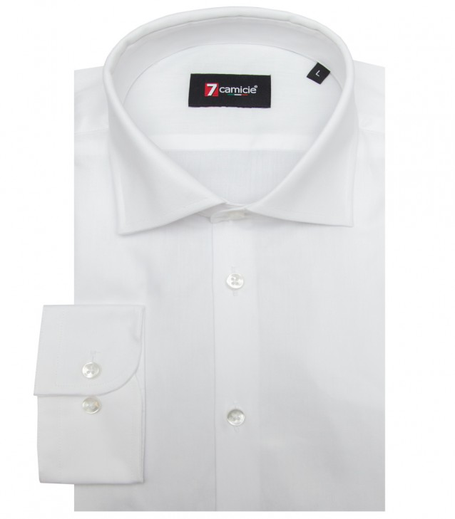 Shirt Firenze twill White