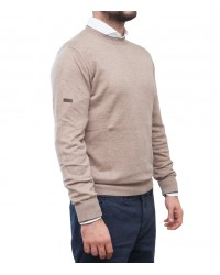 Knitewear Milano Blended Cachemire Mud Dark Grey