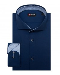 Shirt Firenze Oxford Blu