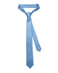 Ties Navona Silk Light Blue
