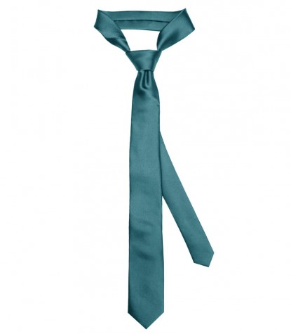 Ties Navona Silk Seaport Blue