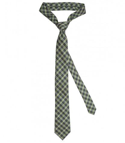 Ties Navona Silk Blue Green