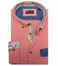 Shirt Leonardo Oxford Orange