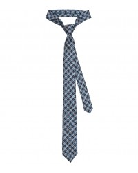 Ties Navona Silk BlueLite Blue