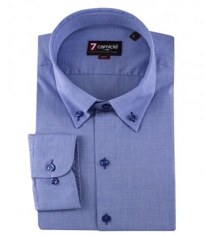 Shirt Leonardo Ink Blue