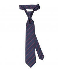 Ties Navona Silk BlueRed