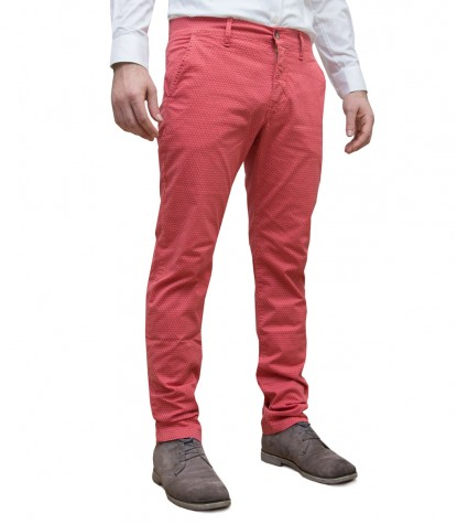 Men's Red Pants