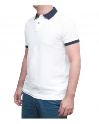 White Polo Shirts