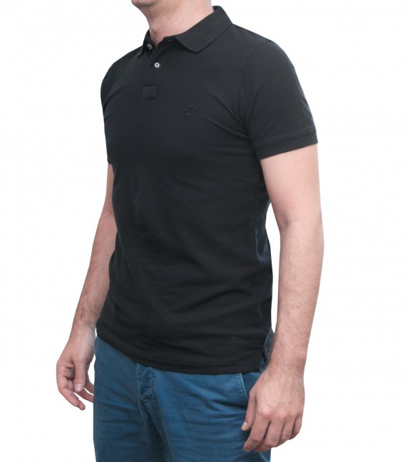 Black Polo Shirts