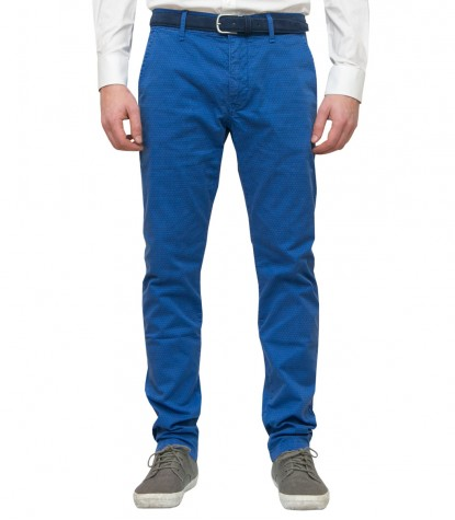 Light blue Chino Men's Pants