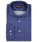 Shirt Napoli BlueLite Blue