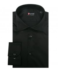 Shirt Firenze Satin Black