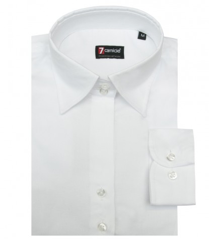 Shirt Linda Oxford White