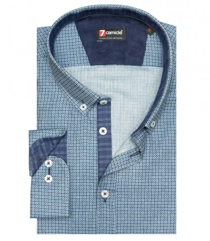 Shirt Leonardo Jeans Light BlueBlue