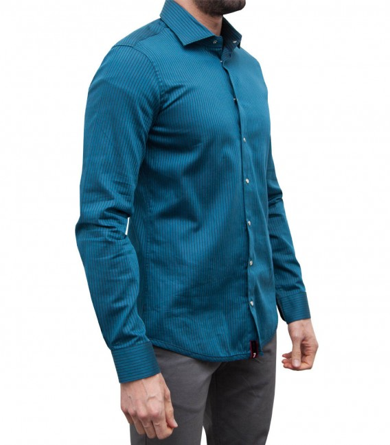 a210b2f3b2 shirt-men-long-sleeve-shirt-1-button-slim-satin-medium-stripe-seaport-blue- black-1091.jpg
