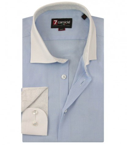 Shirt Firenze Light Blue