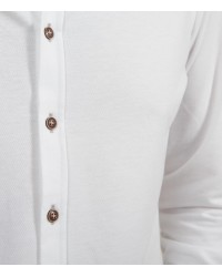 Shirt Firenze Jersey cotton White