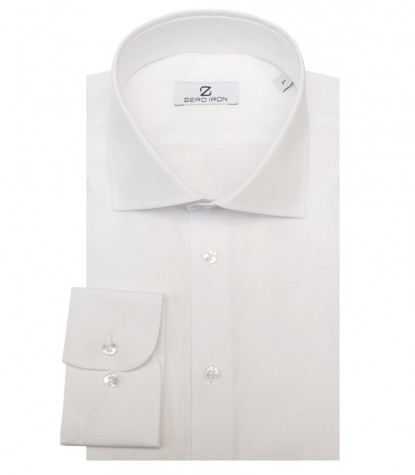 Shirt Firenze Poplin White
