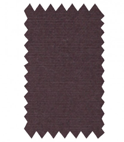 Chemises Donatello popeline extensible marron