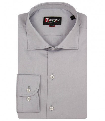 Shirt Firenze Light Grey