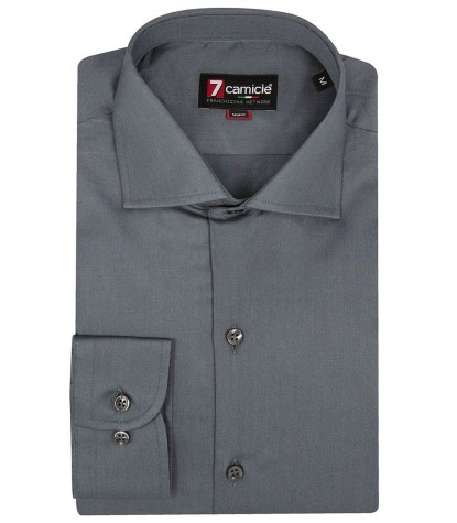 Shirt Firenze Dark Grey