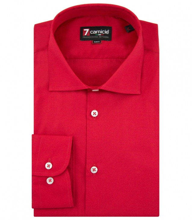 Shirt Firenze Red