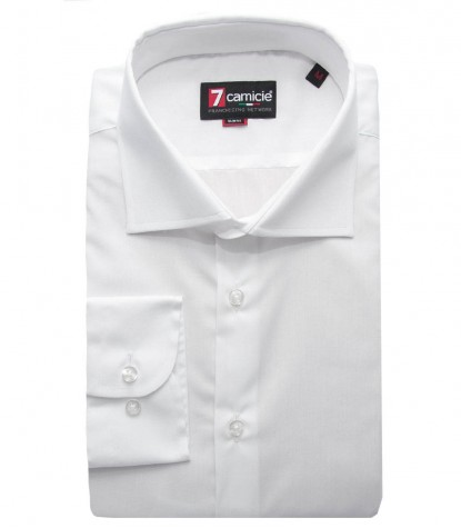 Non-Iron Shirt Firenze White