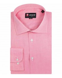 Shirt Firenze Honeycomb fabric Light Red