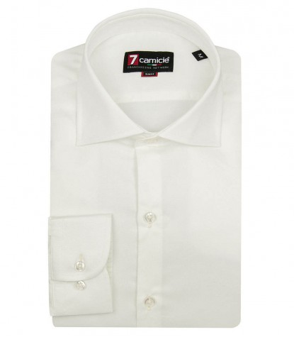 Shirt Firenze Satin ivory