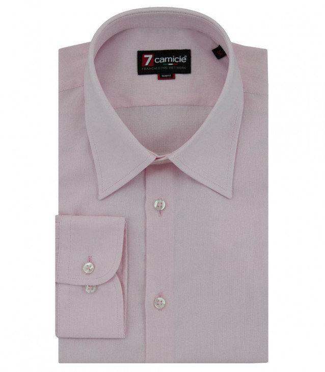 Chemises Romeo Oxford Rose