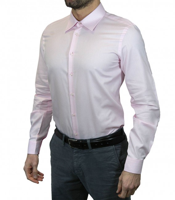 Shirt Romeo Oxford Pink