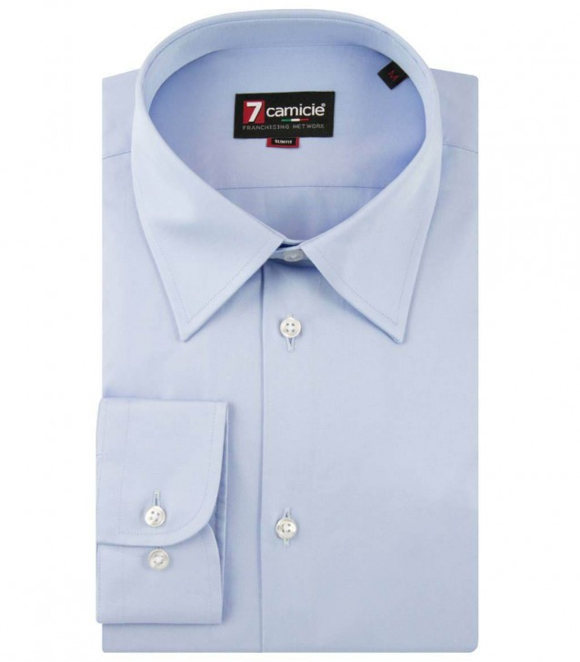 Shirt Romeo Light Blue